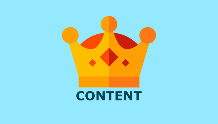 Make great content