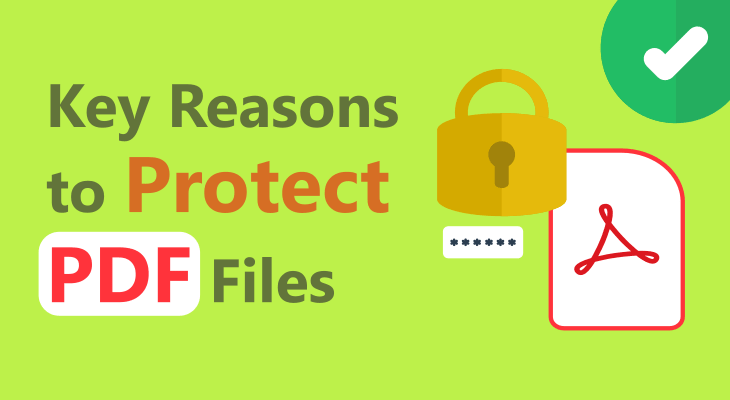 7 key reasons to secure your PDF files